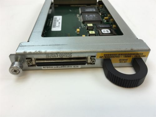 Dell PowerVault 200S 210S 220S SCSI Expander Mgmt Module Card 500506 06JK090