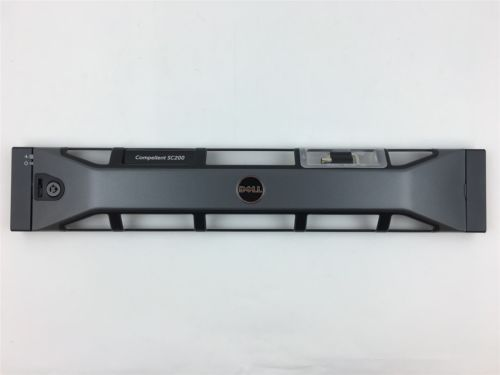 New Genuine Dell Compellent SC200 Surly 3.5 Front Bezel Faceplate KV32J 0KV32J