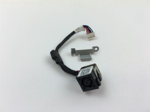 Genuine Dell Latitude E6430 DC-IN Power Jack Harness with Cable DXR7Y 0DXR7Y