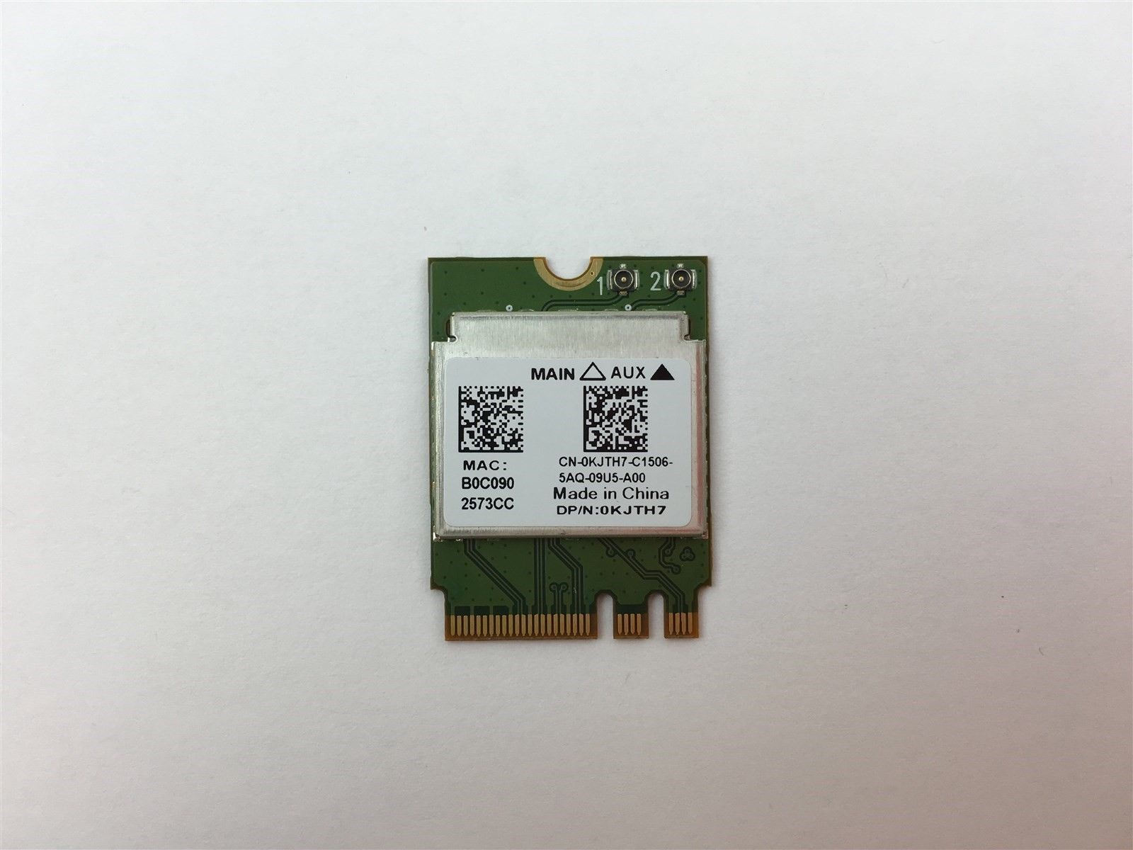 Genuine Dell Inspiron 14 3452 Wireless Wifi Card RTL8723BE KJTH7 0KJTH7