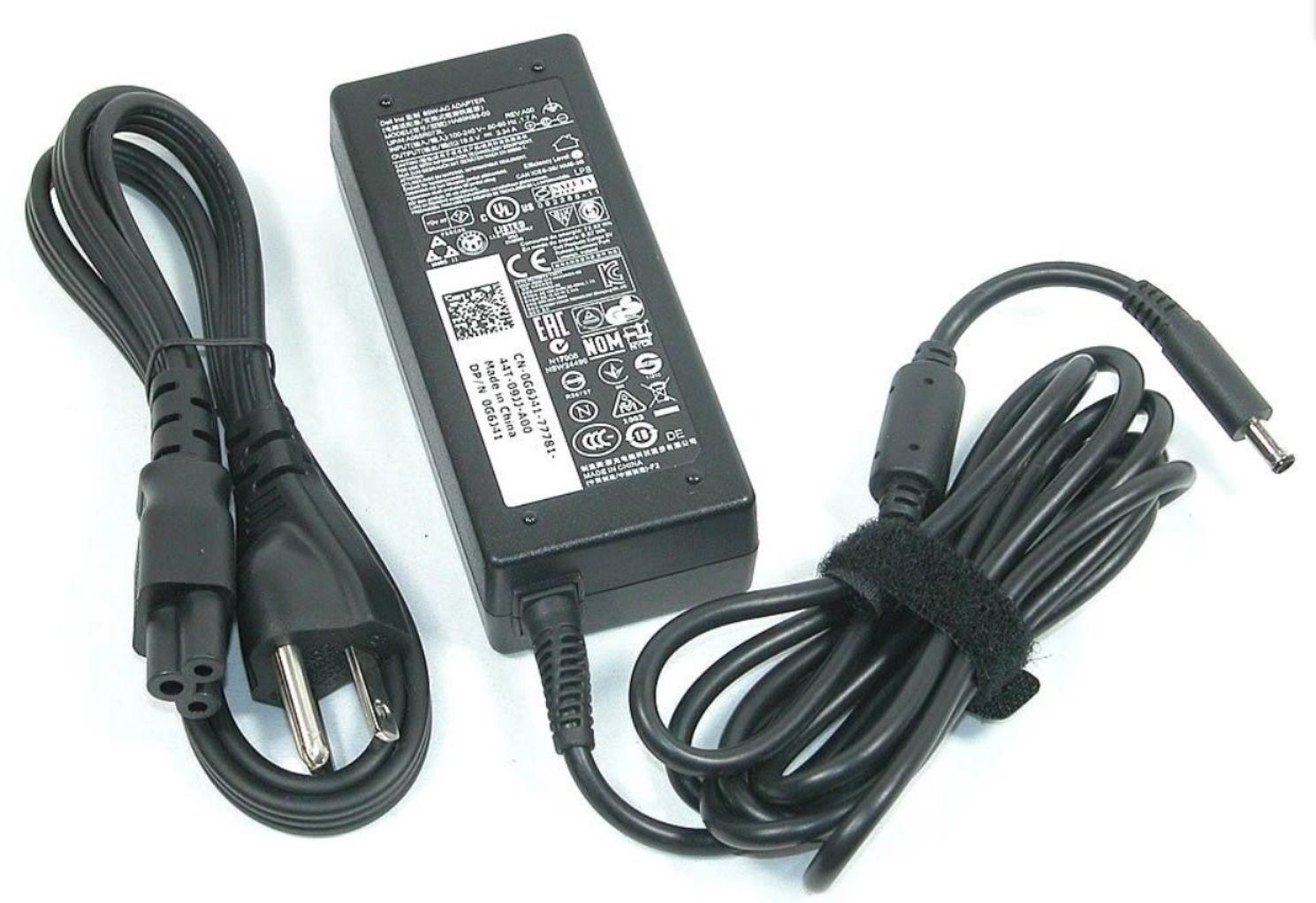 // 18 original Dell XPS 13 19.5V 3.34A  charger adapter 1820 // 12 9Q23 9343