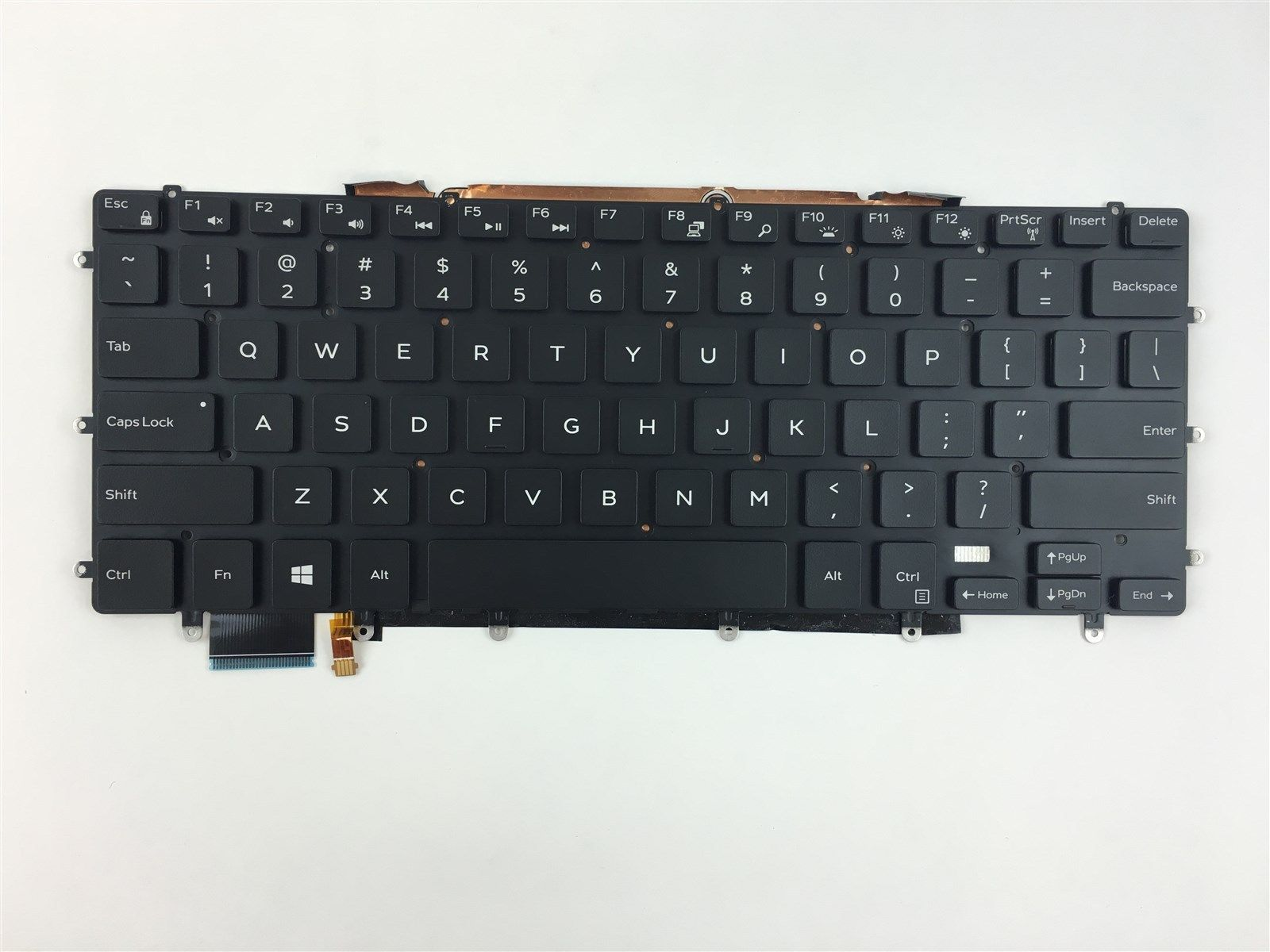 Dell Inspiron 15 7558 7568 XPS 15 9550 Backlit Keyboard NSK-LV0BW GDT9F 0GDT9F