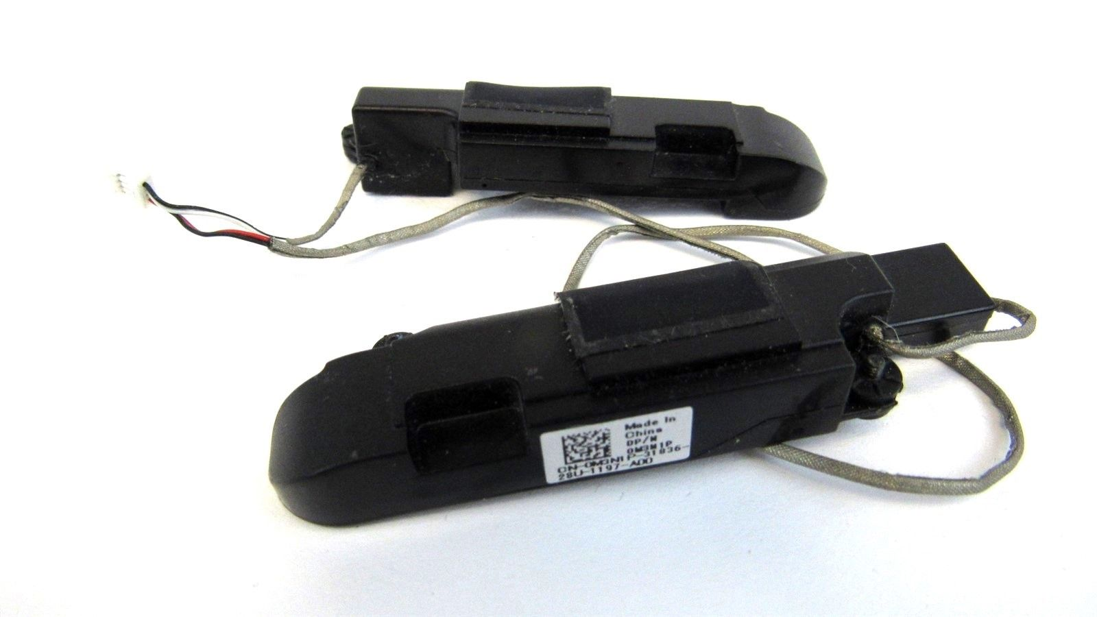 Genuine Dell Latitude XT3 Left & Right Speaker Set M3N1P 0M3N1P