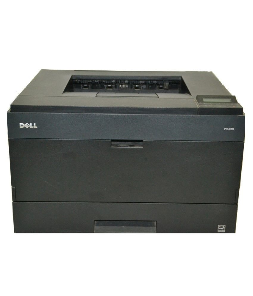 Dell 2330D Monochrome Workgroup Laser Printer with Toner 35ppm Black CU174 NEW