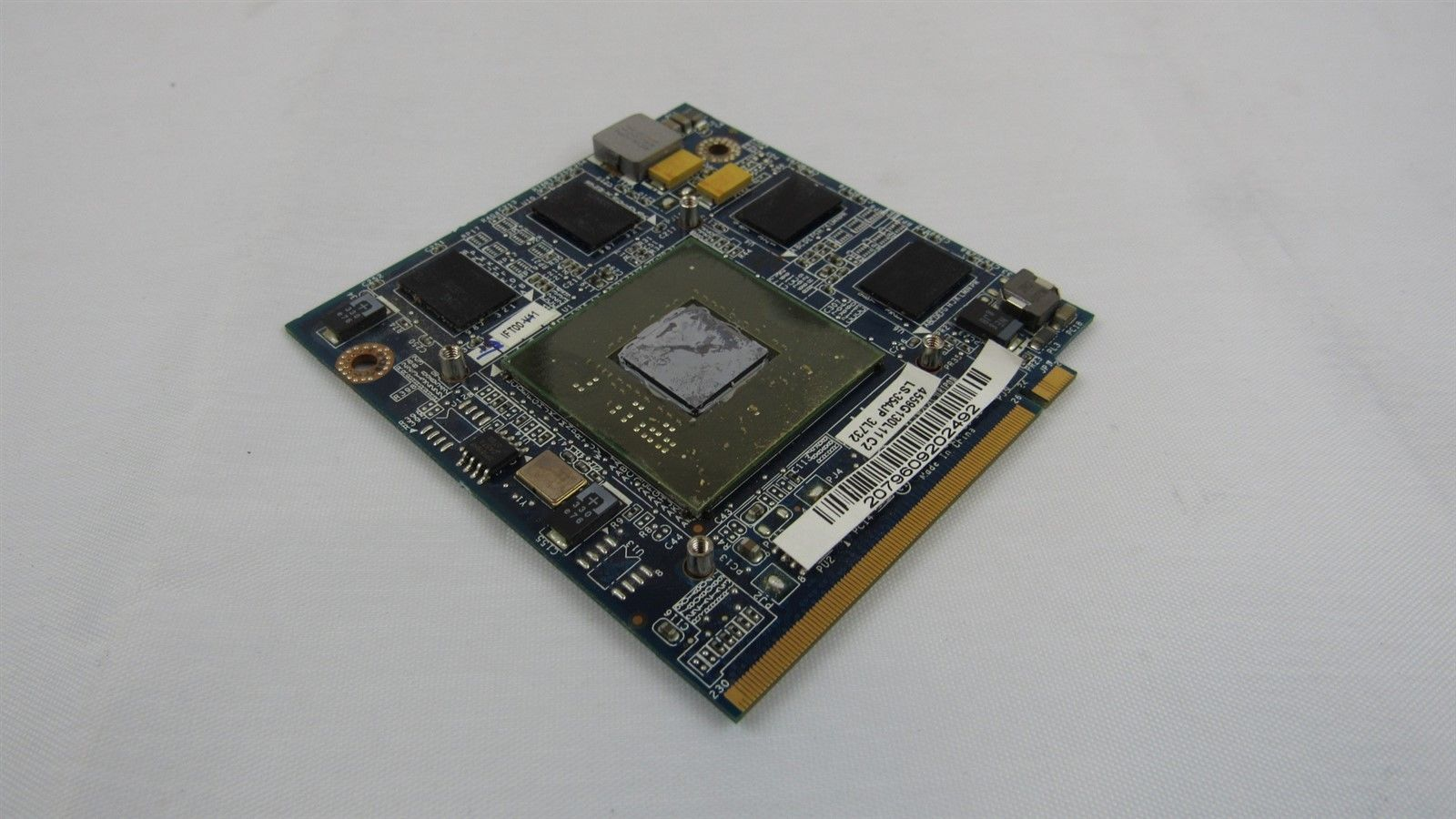 Compal Sager FL90 FL92 FT02 nVidia GeForce 8600M 512MB Video Card LS-354JP