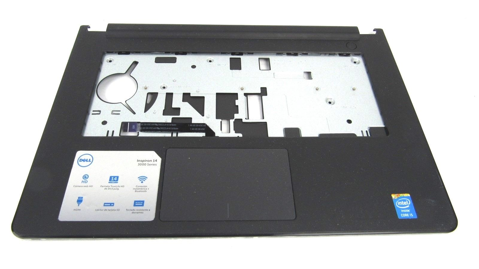 Dell Inspiron 3452 3458 Laptop Palmrest w/ TouchPad 460.03V0B.0001 JM5P2 0JM5P2