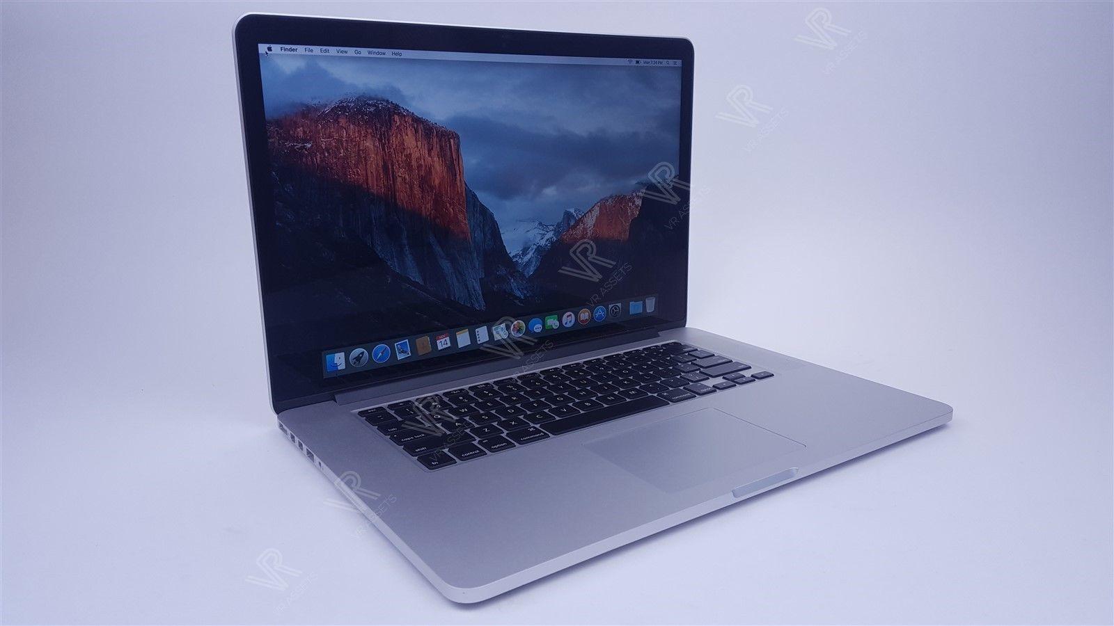 vr assets apple macbook pro a1398 15 4 retina 2012 i7 2. Black Bedroom Furniture Sets. Home Design Ideas