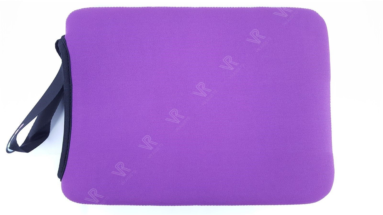 "Dell 5Dot 10.2"" Reversible Netbook Sleeve Bag Black / Purple 9HK9W 09HK9W NEW"