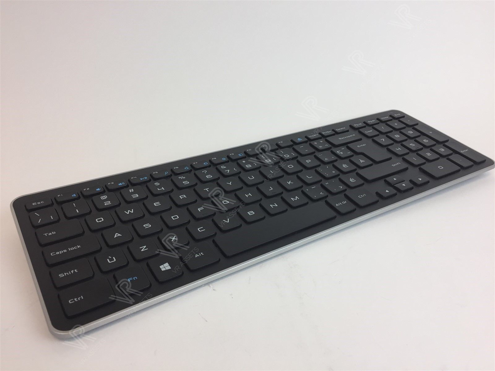 vr assets dell km714 wireless keyboard and mouse combo set french canadian 83drp new. Black Bedroom Furniture Sets. Home Design Ideas