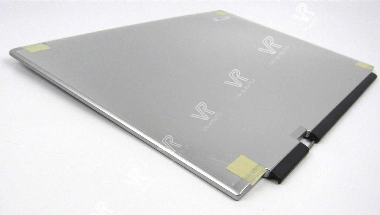 "Acer Aspire 1690 15.4"" Laptop LCD Back Cover Silver 60.A27V7.003 3KZL1LCTN36"