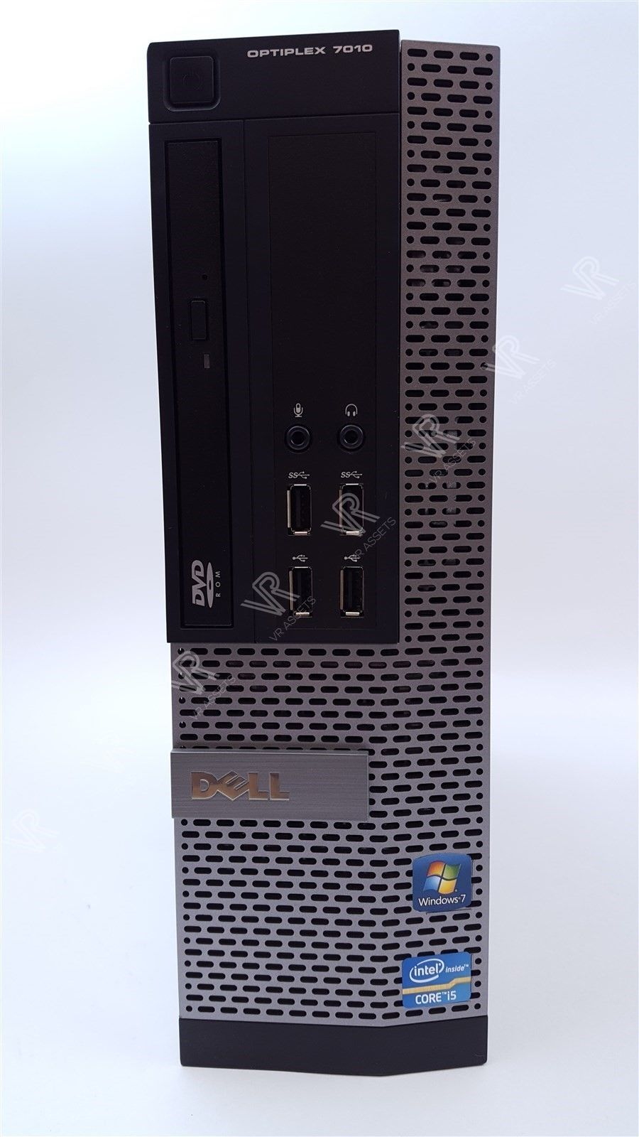 Dell Optiplex 7010 SFF I5-3570 Quad Core 4Gb 250Gb DVDRW Widows 10 Pro Desktop