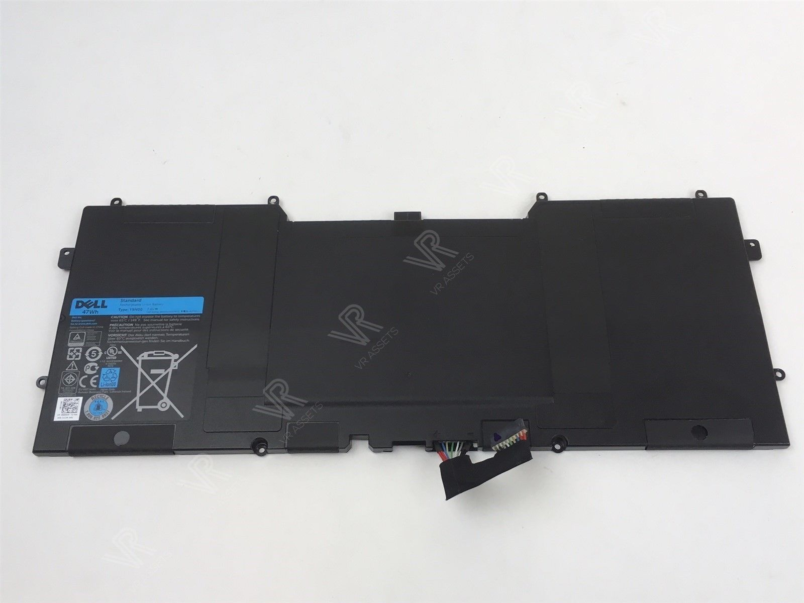 Dell XPS 12 13 47Wh 7.4V OEM Laptop Battery 13-L321X 13-L322X 489XN 0489XN