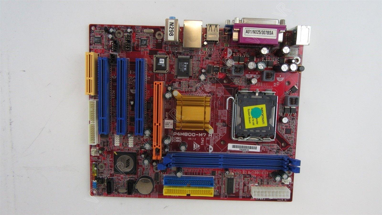 ECS P4M800-M7 SES DRIVER FOR MAC DOWNLOAD