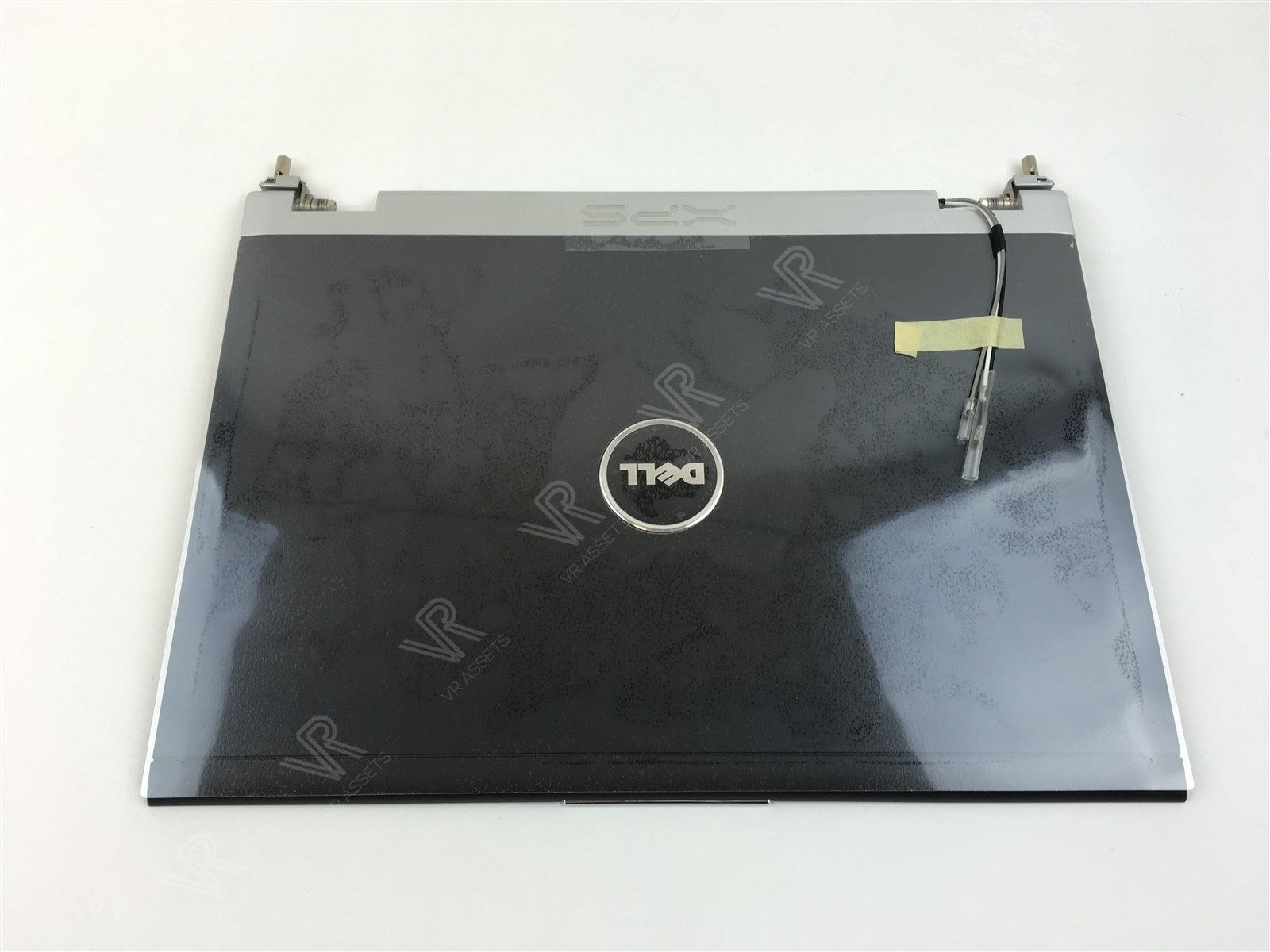 "New Genuine Dell XPS M1210 12.1"" LCD Back Cover Lid Hinges TH819 0TH819"
