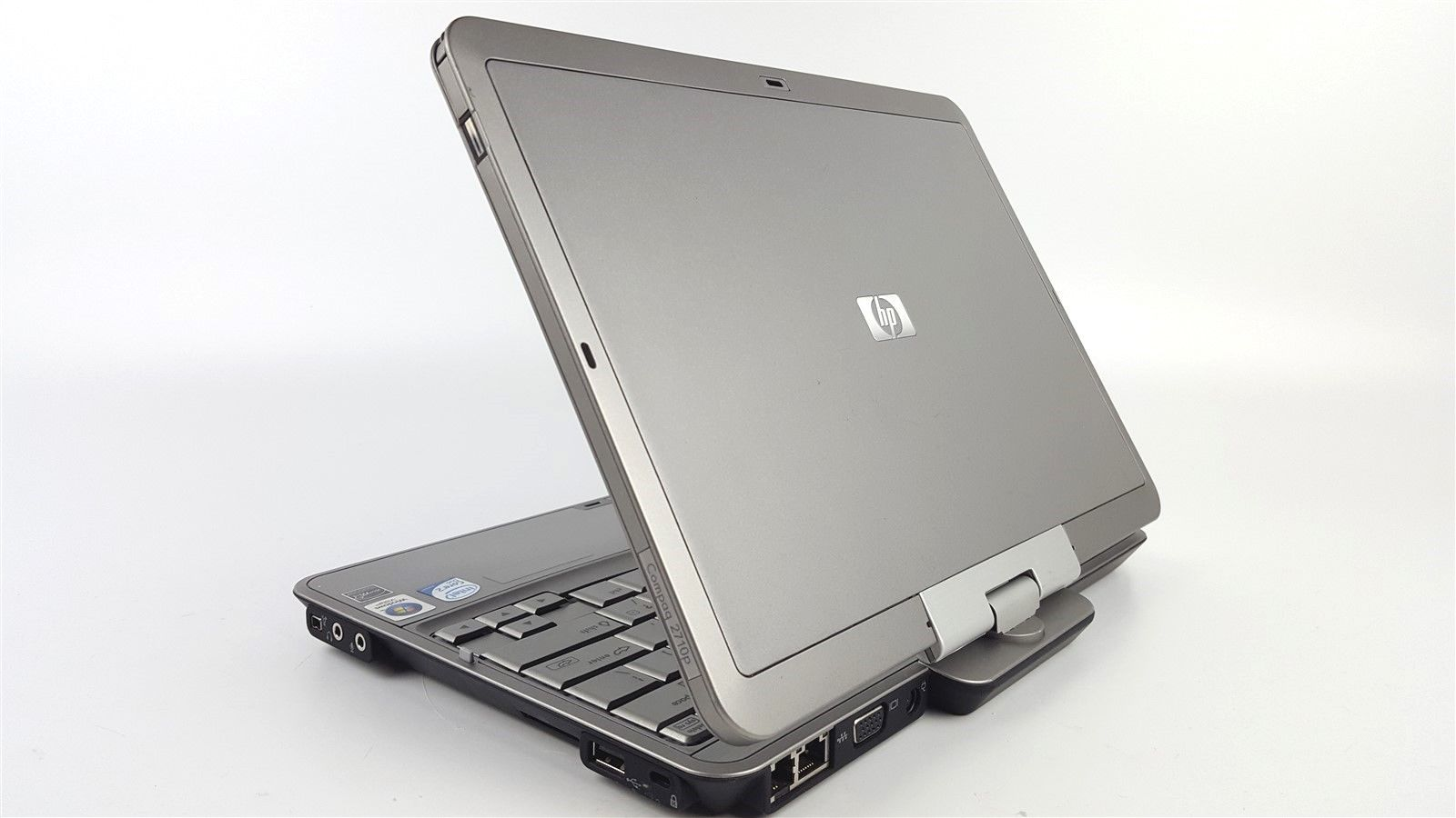 "HP Compaq 2710p 12.1"" U7600 2GB Memory Touchscreen Convertible 2-in-1 Laptop"