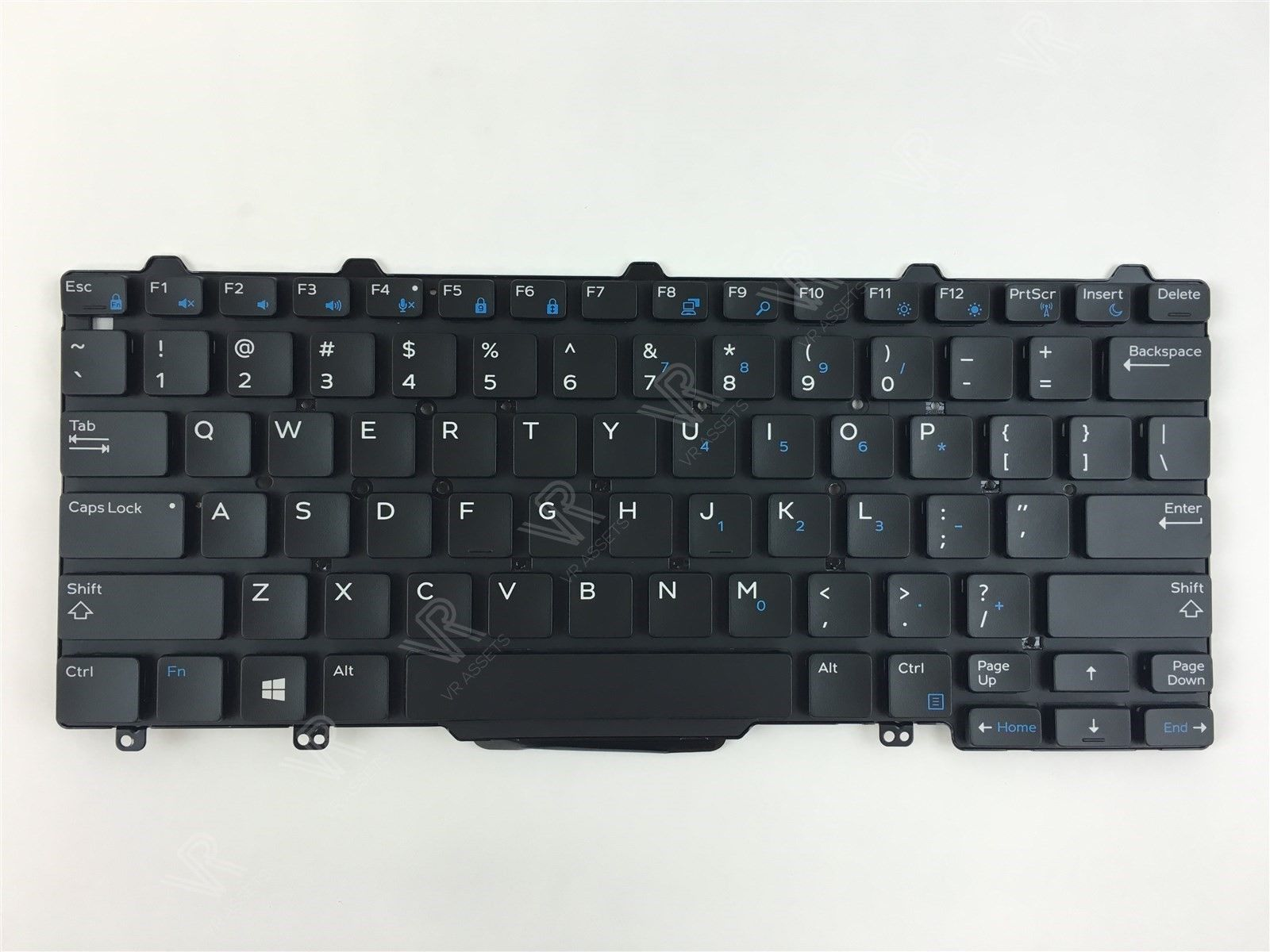 Dell Latitude E7250 E5250 US Backlit Keyboard PK1313O1A00 MP-13P1 VW71F 0VW71F