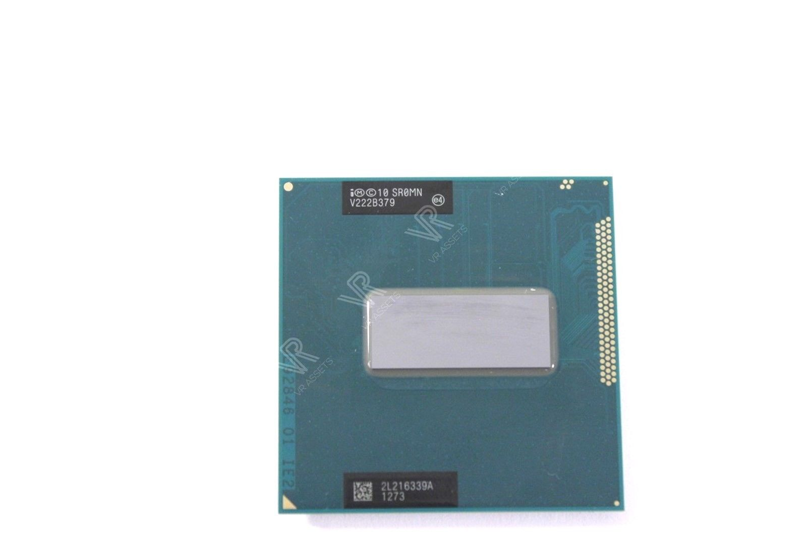 Intel Quad Core i7-3610QM 2.3GHz (3.3GHz Turbo) 6Mb Cache Laptop CPU SR0MN
