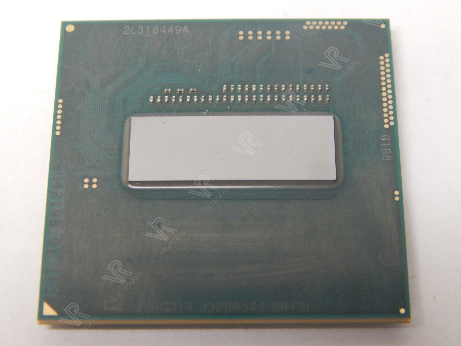 Intel Quad Core i7-4800MQ 2.7GHz (3.7GHz Turbo) 8Mb Cache Laptop CPU SR15L