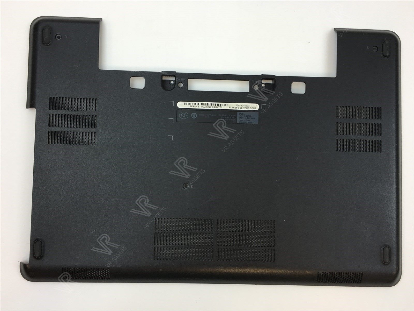 Genuine Dell Latitude E5440 Bottom Base Panel Door Housing Black 63J7T 063J7T
