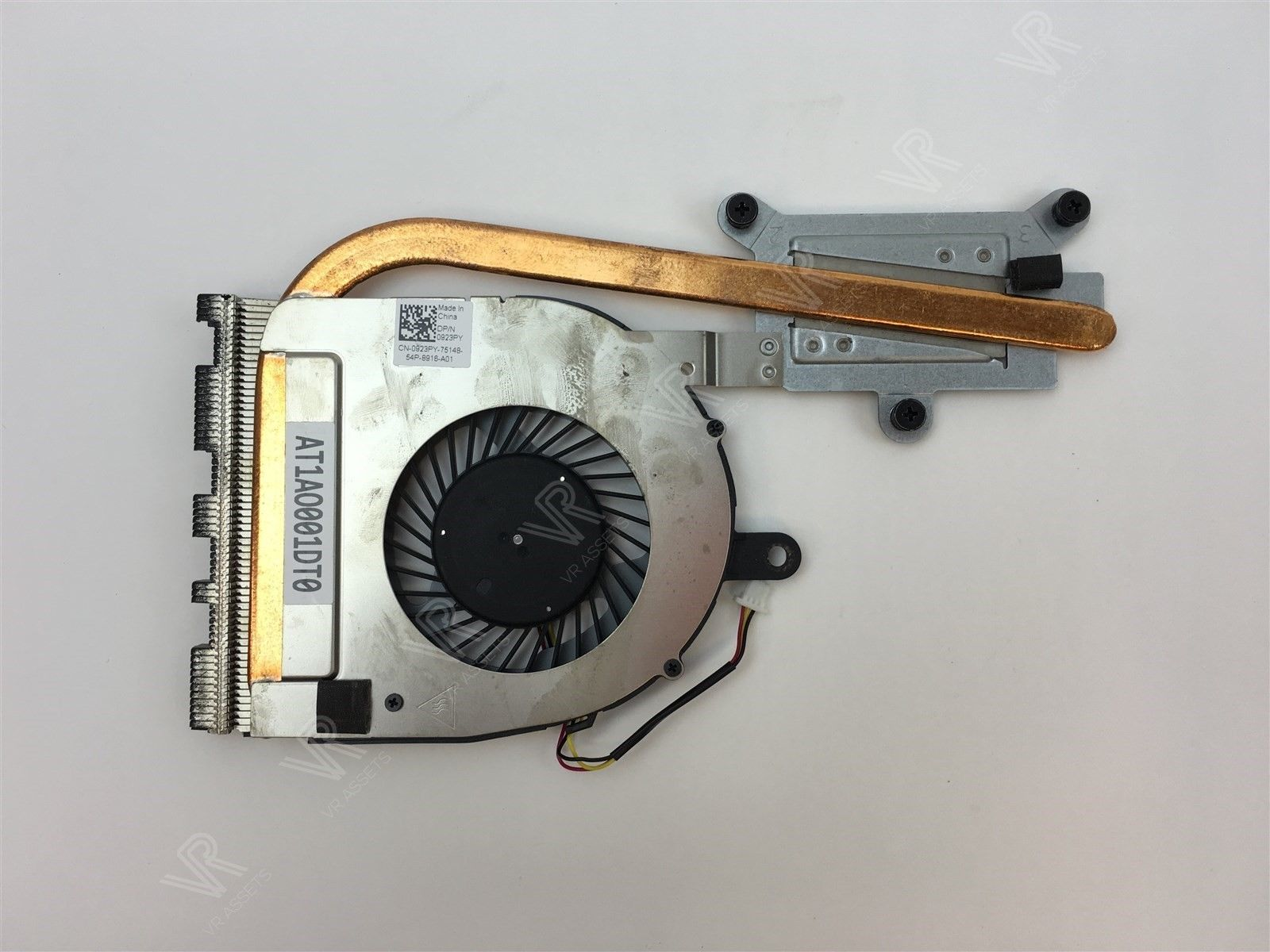 Genuine Dell Inspiron 15 5558 Laptop Heatsink Cooling Fan Assembly 923PY 0923PY