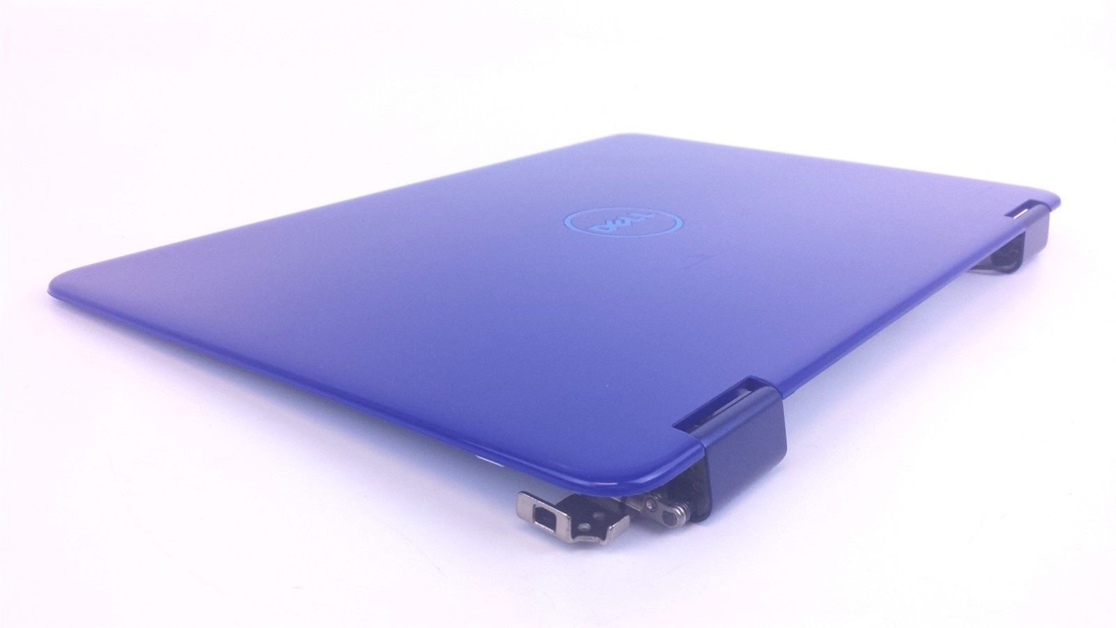 "Genuine Dell Inspiron 11 3168 11.6"" LCD Back Cover Blue HINGES CHJ10 8X18Y"