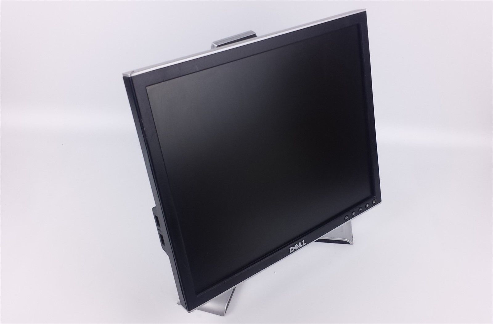 "Dell UltraSharp 1707FPc Flat Screen LCD Computer Monitor 17"" CC352 w/ Cables"