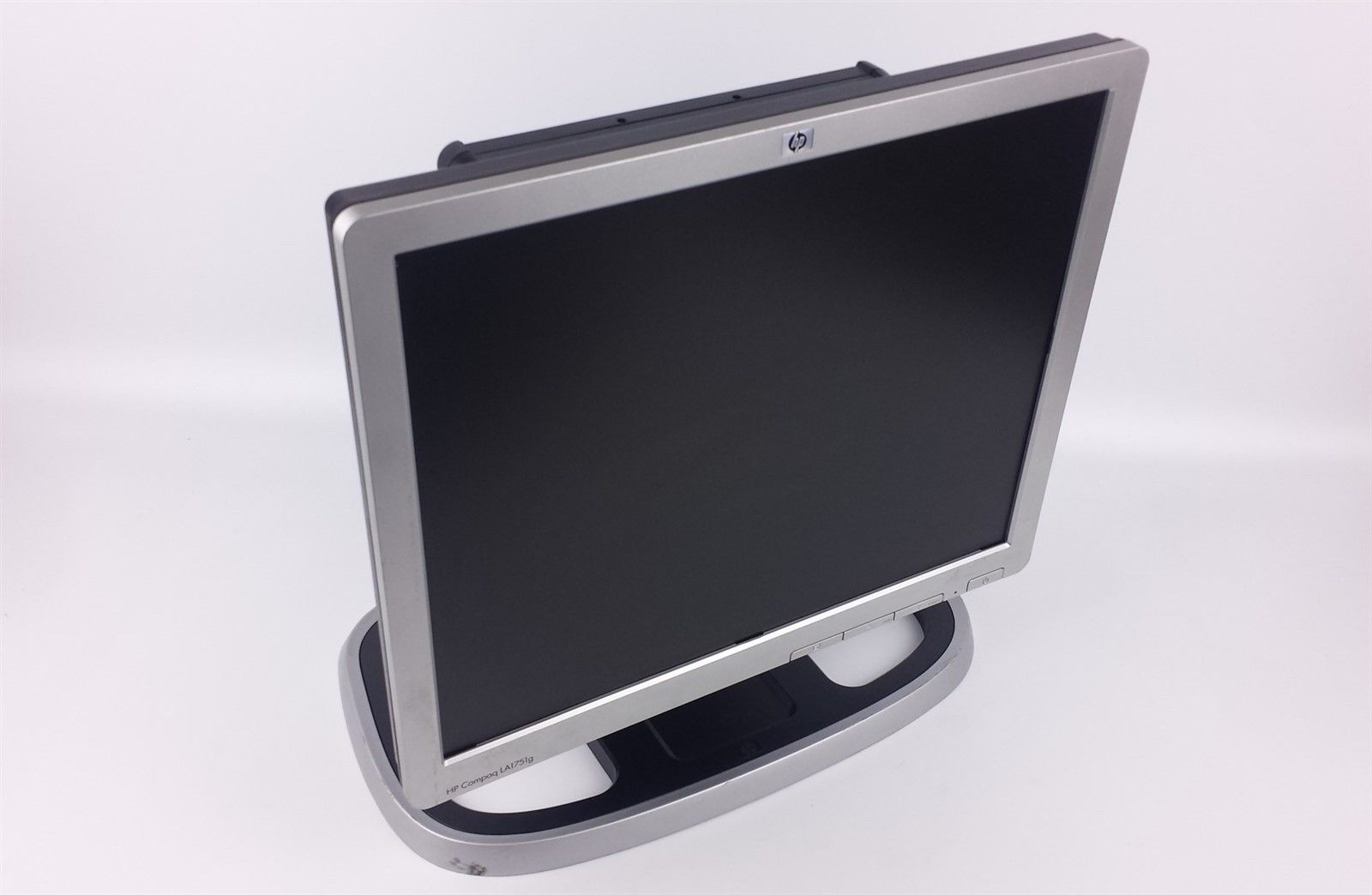 "HP Compaq LA1751g Flat Screen LCD Computer Monitor 17"" with Solid Stand"