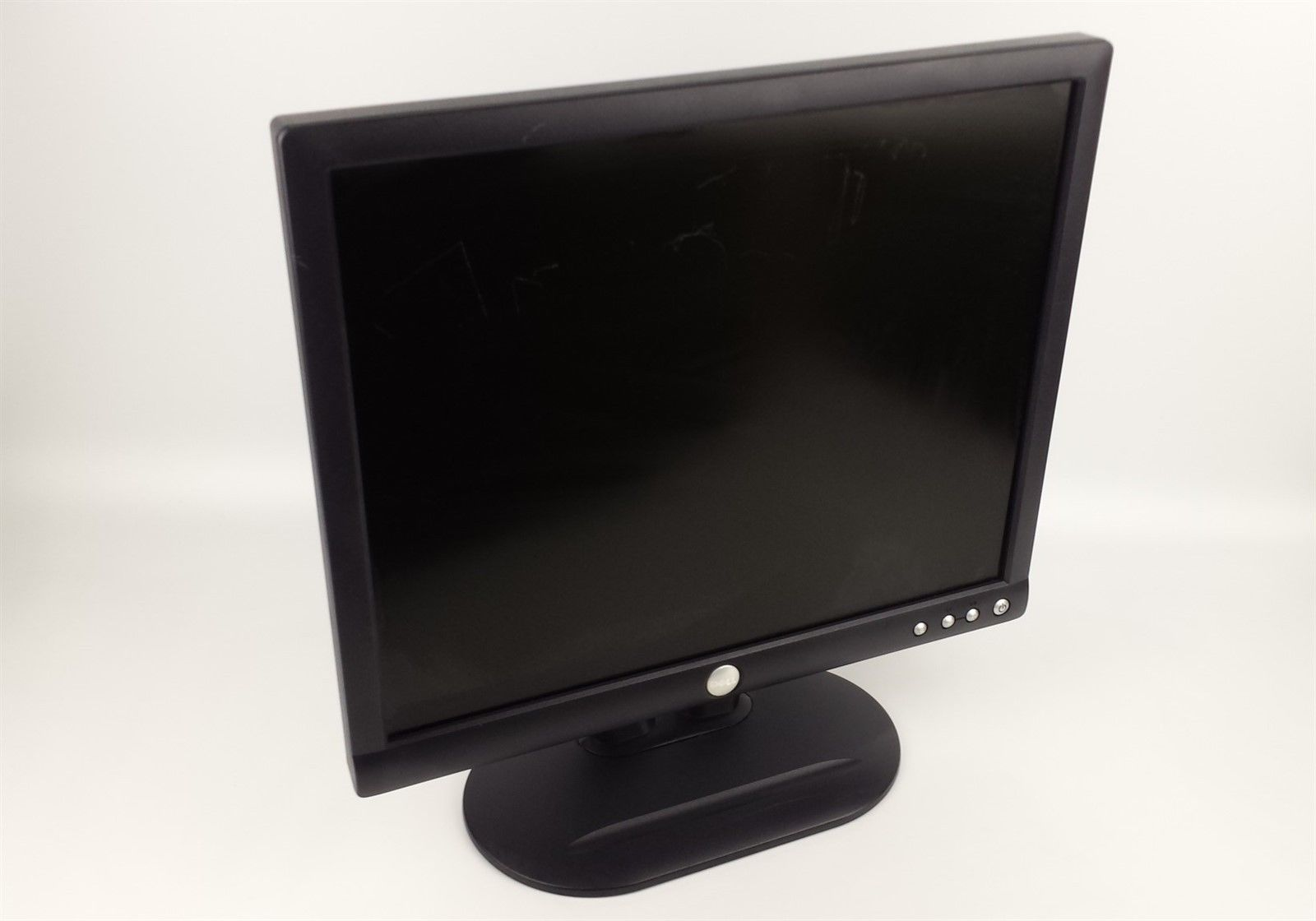 "Dell E Series E193FPc LCD Flat Panel Display Monitor 19"" G8432 w/ Power&VGA Cord"