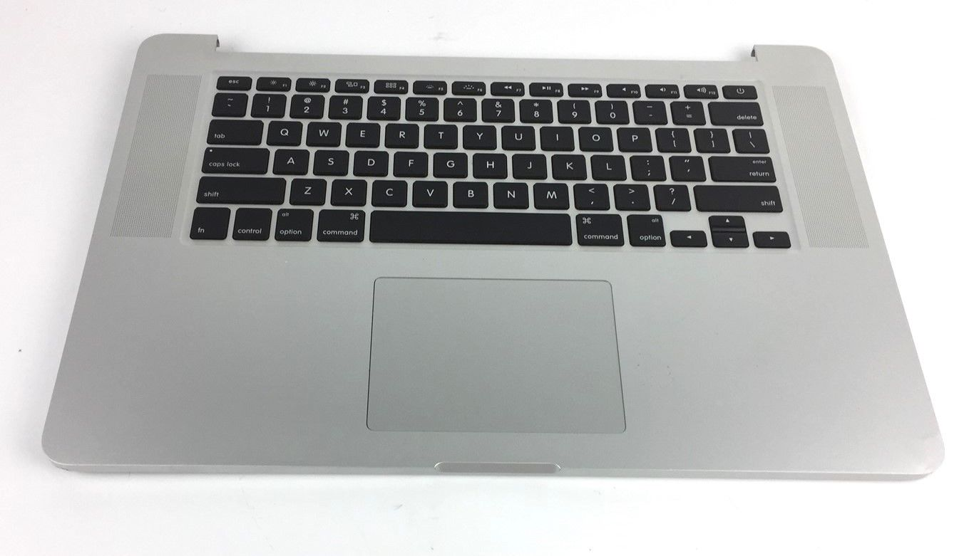 "Apple MacBook Pro Retina 15"" A1398 Top Case with Battery 2012 2013 661-6532"