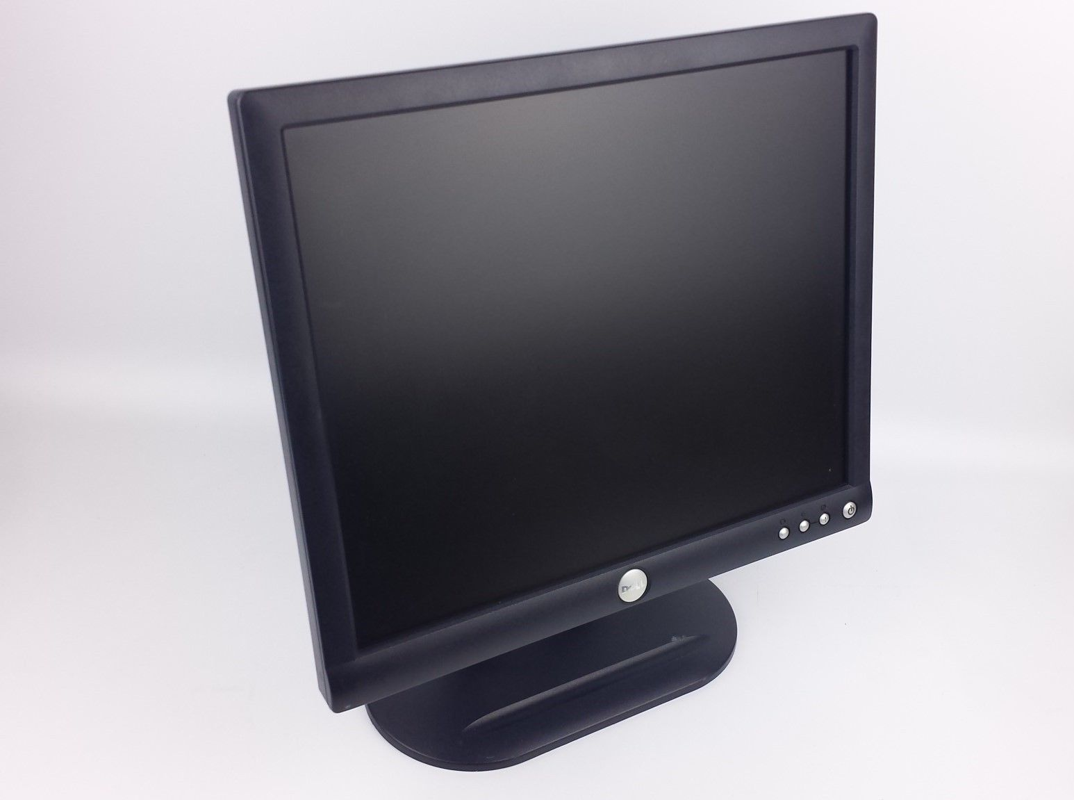 "Dell E172FPt Flat Screen LCD Display Monitor 17"" with Power and VGA Cord"