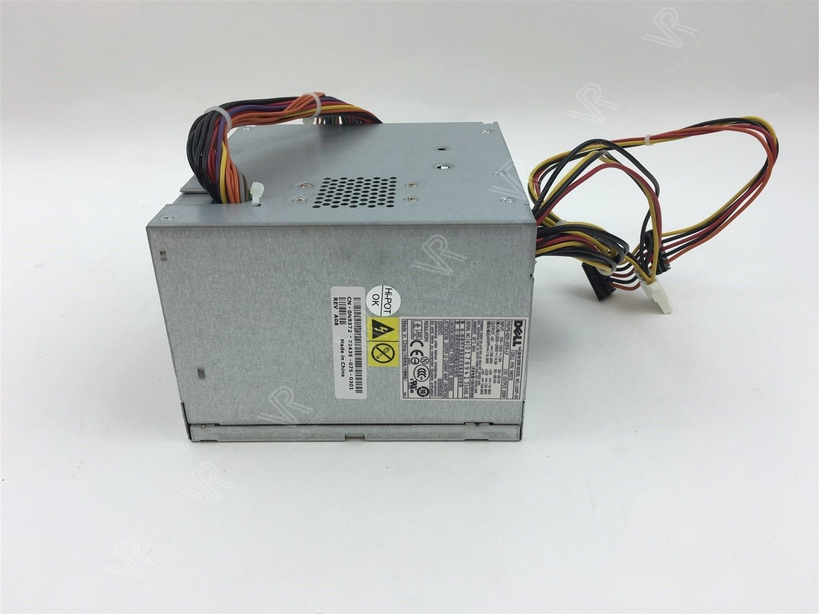 Genuine Dell Dimension Optiplex 230W Power Supply PSU SATA 4-pin N8372 0N8372