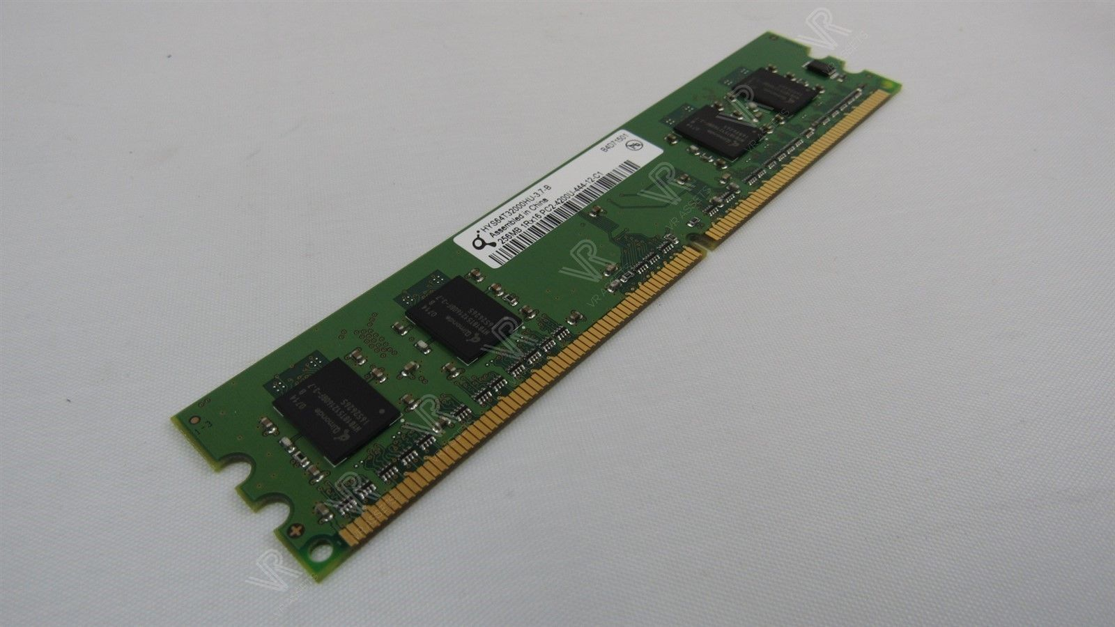 Dell 256MB PC2-4200 DDR2-533MHz non-ECC CL4 240-Pin Memory D6492 0D6492