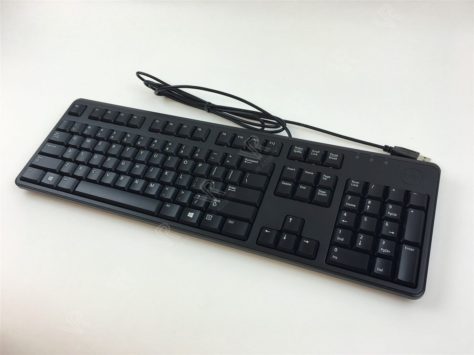 Best Quiet Wired Keyboard : vr assets new genuine dell kb212 b black slim quiet usb keyboard wired 4g481 04g481 ~ Vivirlamusica.com Haus und Dekorationen