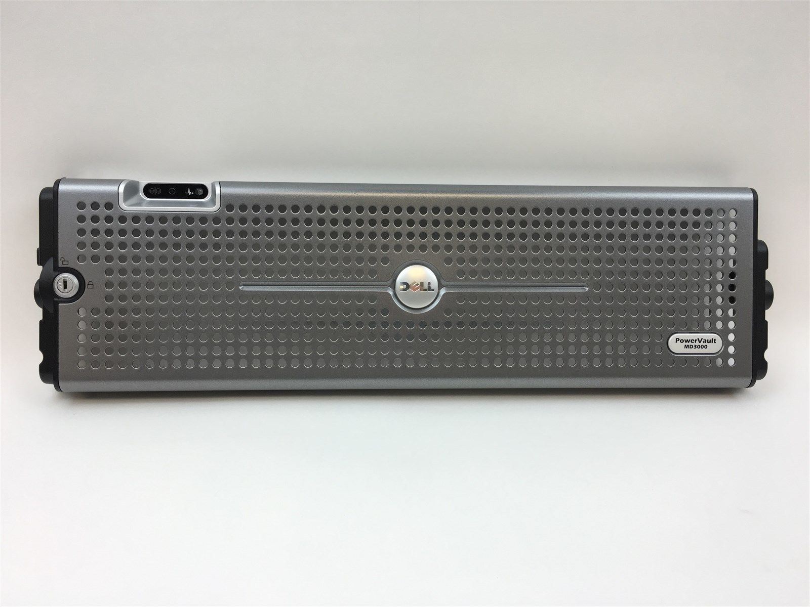 Dell PowerEdge MD3000 Front Bezel Faceplate Cover CF260 0CF260 FC166 0FC166