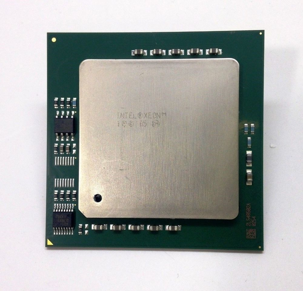 Intel Xeon MP 3.66GHz 1Mb Cache Socket 604 CPU Processor SL8UN