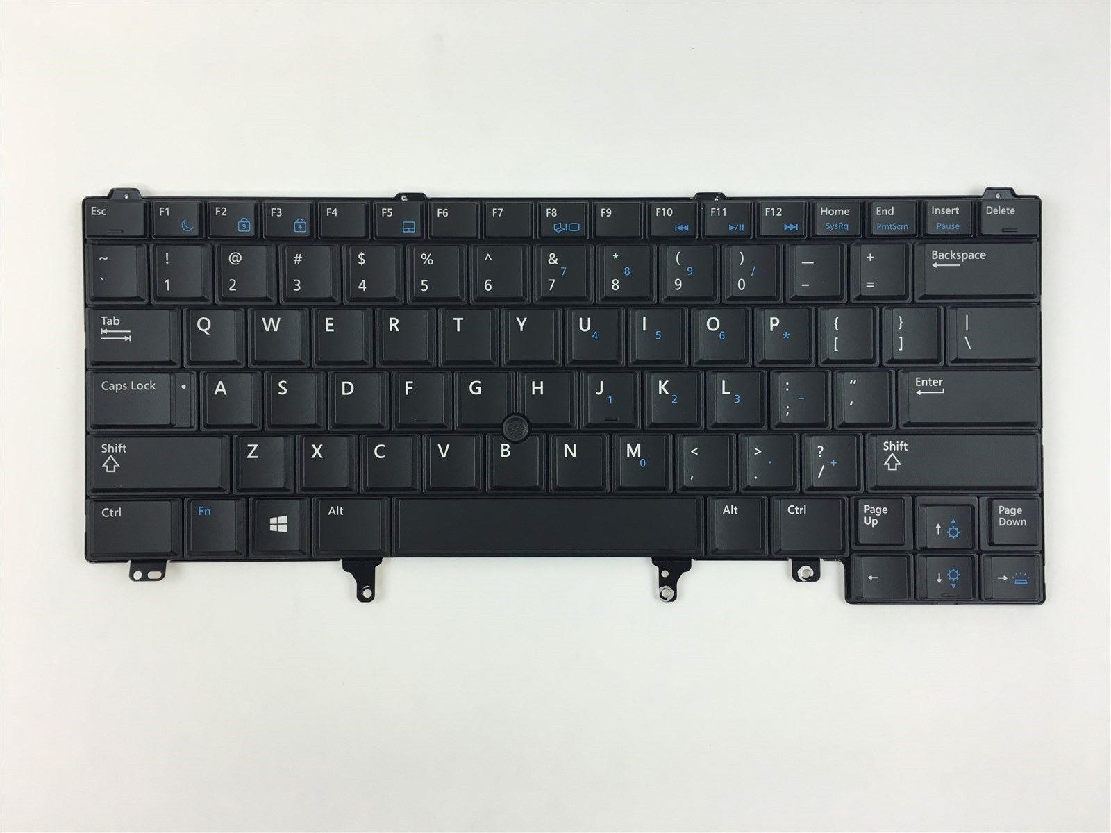 Genuine Dell PK130VG1B00 NSK-DV4BC 01 US Black Backlit Keyboard 4CTXW 04CTXW